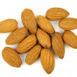 Almonds - Stock Photo