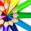 Stock Photo: color pencils