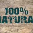 Natural  text — Stockfoto