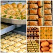 Stock Photo: Turkish sweets -