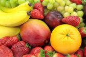 Mixed fruit, — Stock Photo
