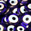 Turkish superstition evil eye beads — Stock Photo #36431173