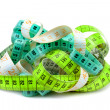 Various entangled measuring — Stock Photo