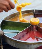Sweet Traditional Ottoman Paste — Stock Photo