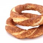 Turkish sesame bagels — Stock Photo #36446259