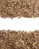 Dried dill seeds — Stock Photo