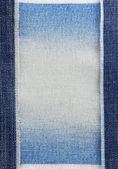 Jeans blue texture  — Stock Photo