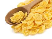 Corn flakes — Stock Photo