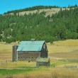 Old barn — Stock Photo #13697730