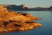 Lake Powell and Glen Canyon — Stock Photo