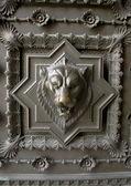 Lion's head — Stockfoto
