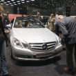 Stock Photo: Mercedes BlueEfficiency E250 CGI car