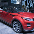 Stock Photo: Range Rover Evoque Coupe