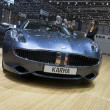 Fisker Karma Plug-in Hybrid — Stock Photo