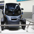 Renault Twizy — Stock Photo
