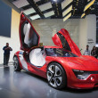 Renault Dezir Concept car - Stockfoto