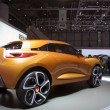 Renault Captur Concept car — Stock Photo