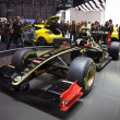 2011 Lotus Renault GP Formula 1 Car — Stock Photo