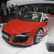 Stock Photo: Audi R8 Spyder