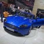 Постер, плакат: Aston Martin V8 Vantage S