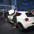 Alfa Romeo Mito — Stock Photo