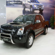 Isuzu D-Max Pickup — Stock Photo #12885310