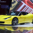 Novitec Rosso Ferrari 458 Italia - Stock Photo