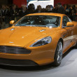 Постер, плакат: Aston Martin Virage