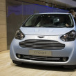 Aston Martin Cygnet — Stock Photo #12886141