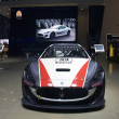 Stock Photo: Maserati GranTurismo MC