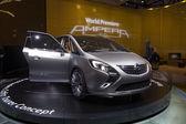 Opel Zafira Tourer Concept — Stockfoto