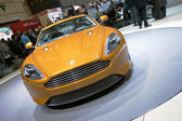 Aston Martin Virage — Stock Photo