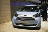 Aston Martin Cygnet — Stock Photo