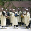 Stock Photo: Traditional MoroccMusicians