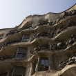 Stock Photo: LPedrera, Barcelona, Spain