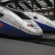 TGV Trains — Stock Photo