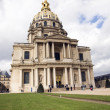 Dome des Invalides, Paris, France — Stock Photo