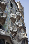 Casa Batllo in Barcelona, Spain — Stock Photo