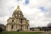 Dome des Invalides, Paris, France — Stok fotoğraf
