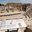 Travel Photos of Israel - Ancient Beit Shean - Stock Photo