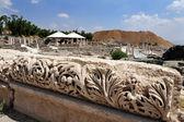 Foto di viaggio di israele - antica beit shean — Foto Stock