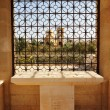 Pilgrims in the Holy Land - Qasr el Yahud Baptismal Site — Stock Photo