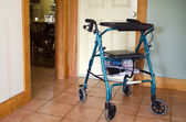 Walker (mobility) — Stock Photo