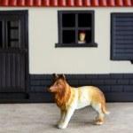 Постер, плакат: Guard dog