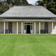 New Zealand Treaty House — Stock Photo