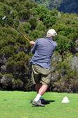 Golf Gam — Stock Photo