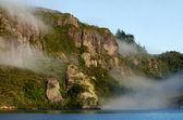 Whangaroa harbor nouvelle-zélande — Photo