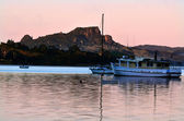 Whangaroa harbor New Zealand — Stock Photo