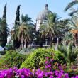 Mount of Beatitudes - Israel - Stock Photo