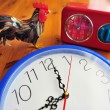 Daylight saving time (DST) - Stock Photo